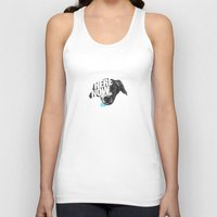 homer Tank Tops featuring Homer Homer Homer by HERENOW