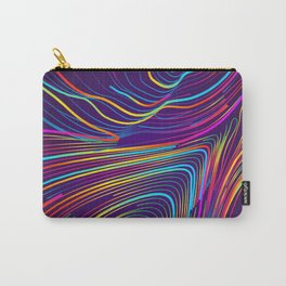 Streaks of Light Carry-All Pouch