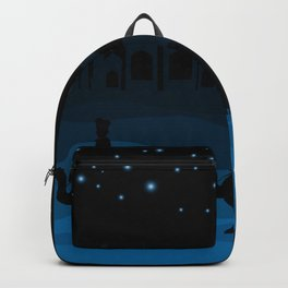christmas night Backpack