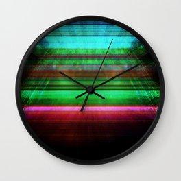 Abstract #11 Wall Clock