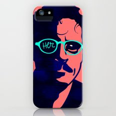 Her Poster iPhone (5, 5s) Slim Case