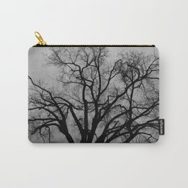 Tree in the dark Carry-All Pouch