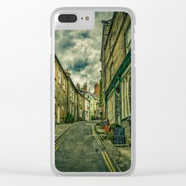 Kings Street Clear iPhone Case
