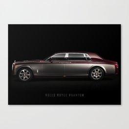 RollsRoyce Phantom Canvas Print