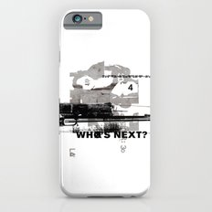 Who's Next? Slim Case iPhone 6s