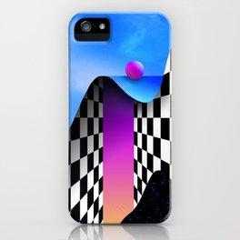 MELANCHOLYYY______UTOPIA iPhone Case