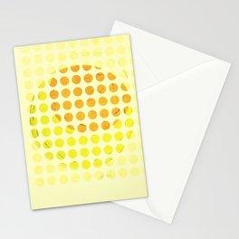 sunny side up #1 Stationery Cards