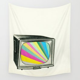 Your Programme Will Resume Shortly Wall Tapestry
