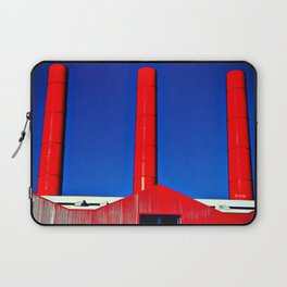 The Red Factory Laptop Sleeve