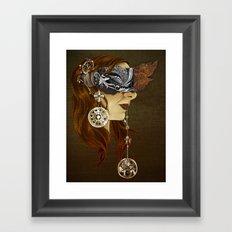 ticktock Framed Art Print