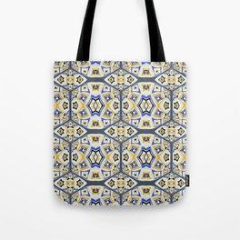 Modern Mystical Geometric 1 Tote Bag