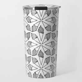 CONE / pattern pattern Travel Mug