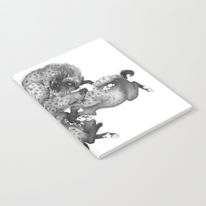 Spotted Hyenas Notebook