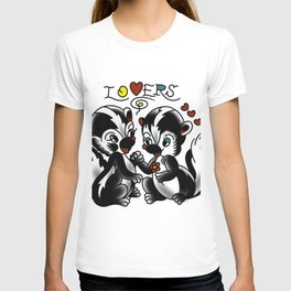 Skunks T-shirt