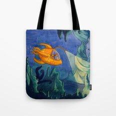Deep Sea Adventure Tote Bag