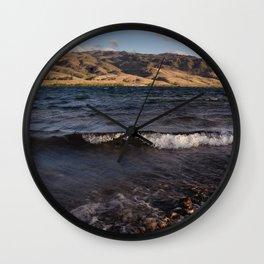 Lake Dunstan Wall Clock