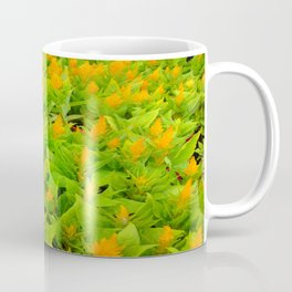 Field of Celosia Coffee Mug