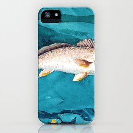 Channel Bass - Digital Remastered Edition iPhone Case