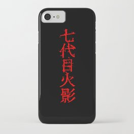 Kage 7th - Japanese iPhone Case
