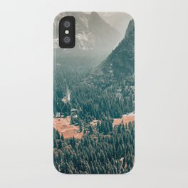 Yosemite Valley - Fall Colors iPhone Case