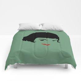 le fabuleux destin d'amelie poulain Comforters