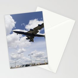 British Airways Boeing 747 Stationery Cards