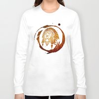master chief Long Sleeve T-shirts featuring Chief by MaNia Creations