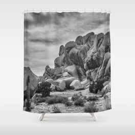 Joshua Tree National Park Shower Curtain