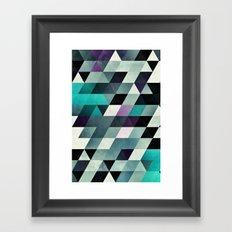 myga cyr Framed Art Print
