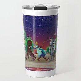 The Mighty Nein Travel Mug