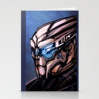 garrus Stationery Cards featuring Garrus by Vaahlkult