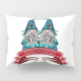 Happy Holiday Imps  Pillow Sham