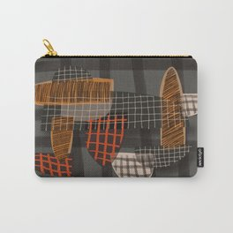 Grids 1 Carry-All Pouch