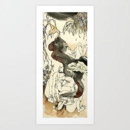 Doldrums Art Print