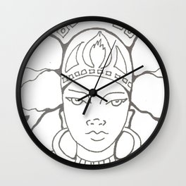 Power on the Nile Wall Clock
