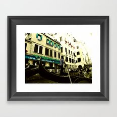CIAO BELLA! Framed Art Print