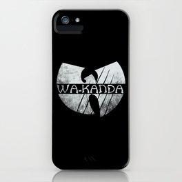 Enter the Wu-Kanda iPhone Case