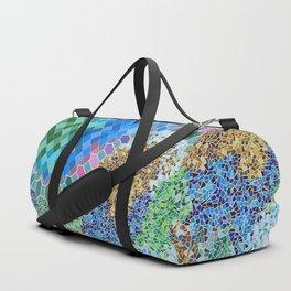 INSPIRED BY GAUDI Duffle Bag