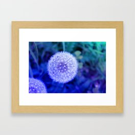 ...little stars Framed Art Print