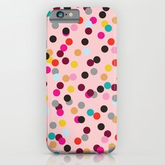 Confetti #3 iPhone 6s Slim Case
