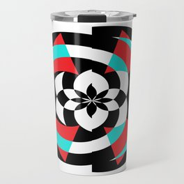 Stripe Me Spiral Travel Mug