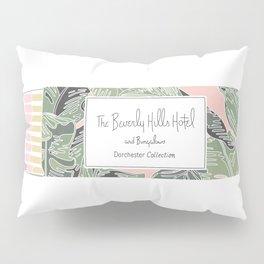 Beverly Hills hotel matches Pillow Sham