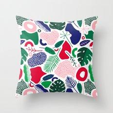 Tropicalia Throw Pillow