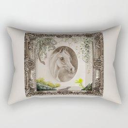 ANIMAL MUSEUM  Rectangular Pillow