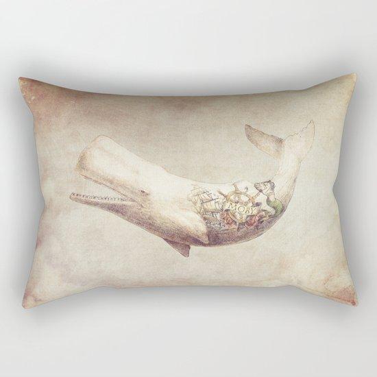 Far and Wide (sepia option) Rectangular Pillow