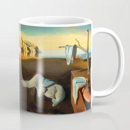 Persistence of Memory Coffee Mug