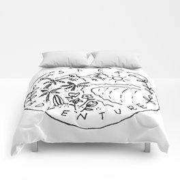 Seek Adventure Comforters