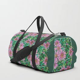 Flower in a Frame Duffle Bag