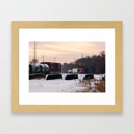 Bridgeport Local Framed Art Print