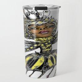 Queen Bee of Color Travel Mug